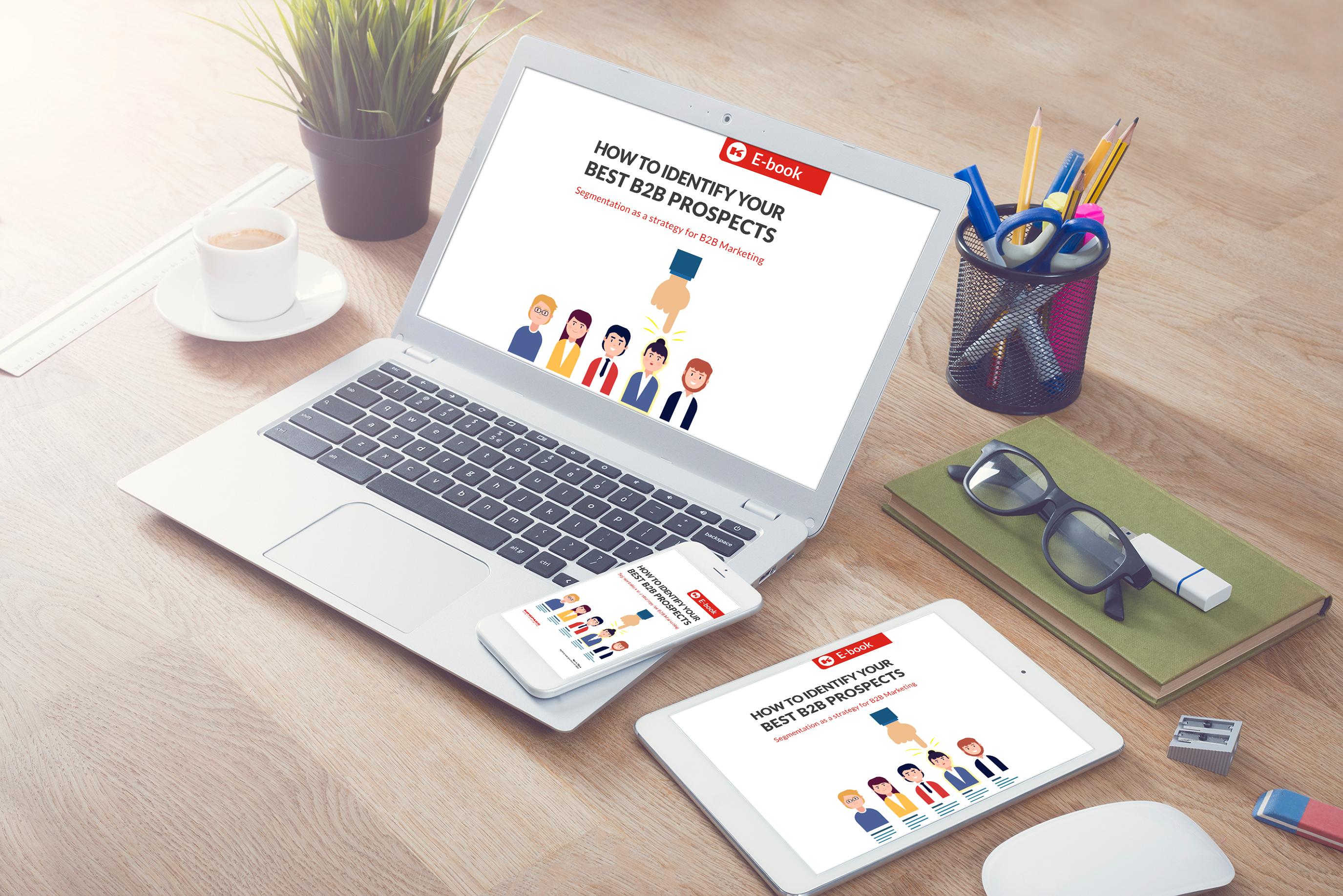 Gratis E-Book: So finden Sie die idealen B2B-Kunden