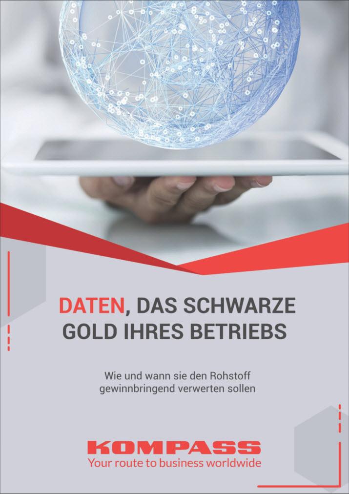 Gratis E-Bbook: Daten, das schwarze Gold Ihres Betriebs